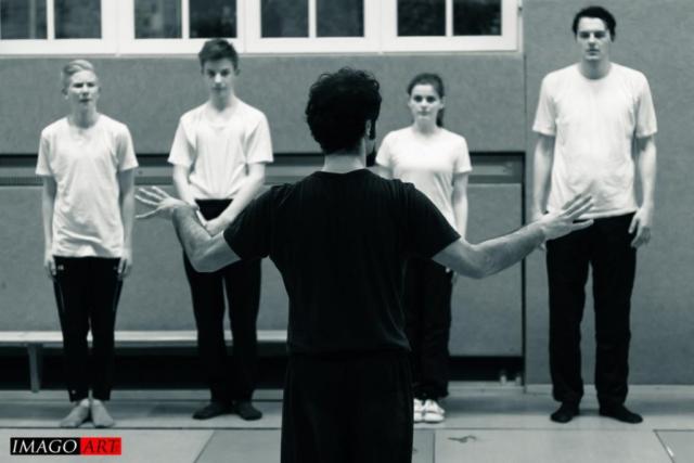 Kung Fu Einweisung