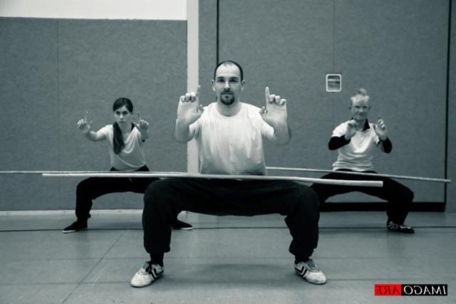 Ma Bo Kung Fu Grundstand