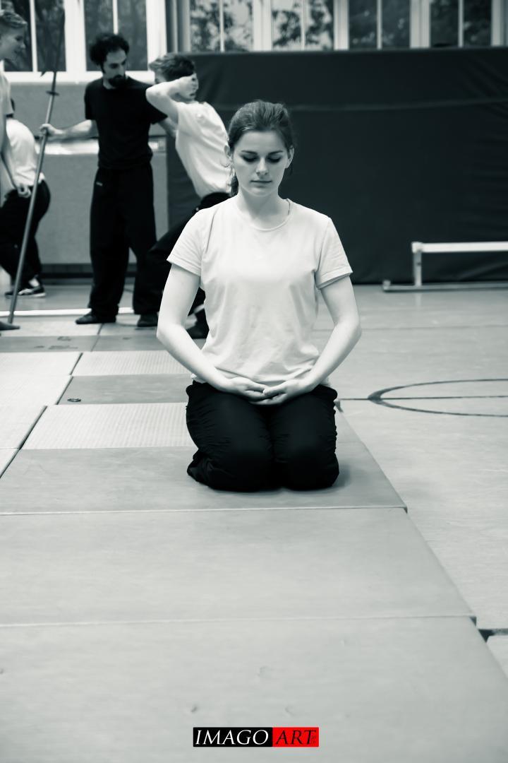 Kung Fu Meditation
