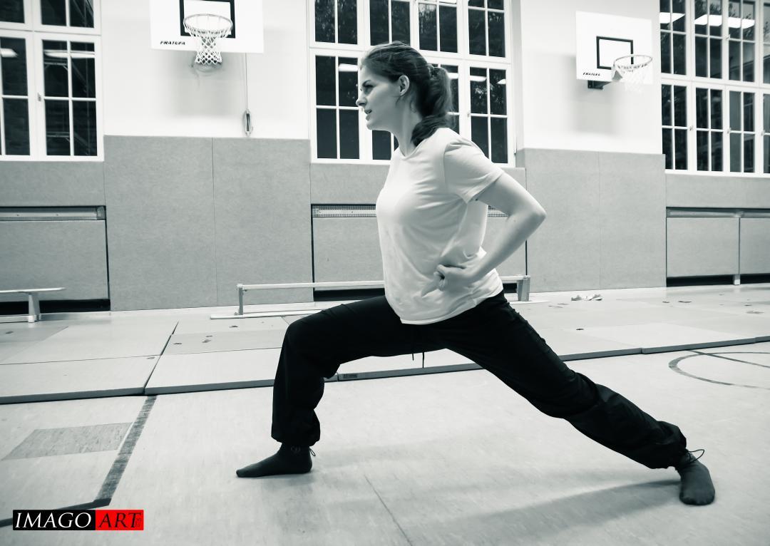 Kung Fu Grundstand