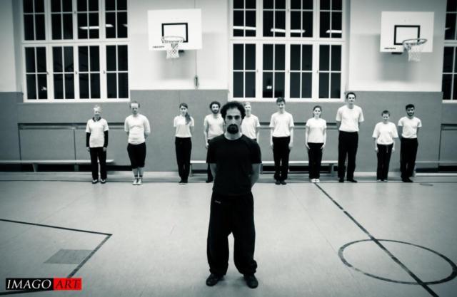 Shaolin Grundstand