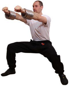 Eisenringe Kampfsport