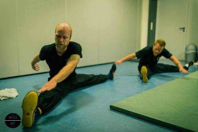 Unsere Übungsleiter trainieren ebenfalls